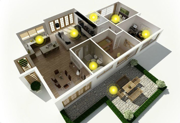interactive tools to design your home lighting