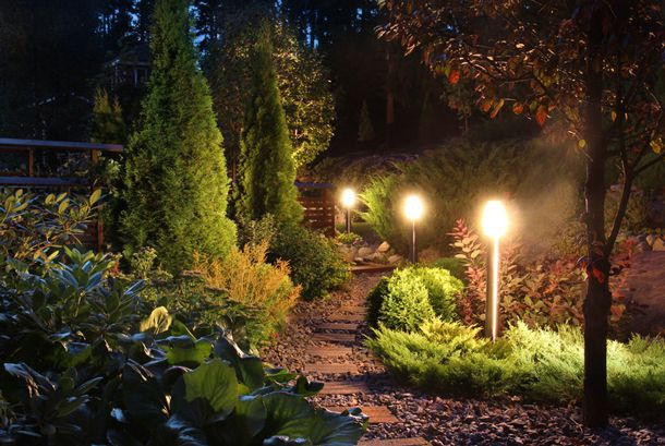 Outdoor Lighting Installed by Narrabeen Electrician