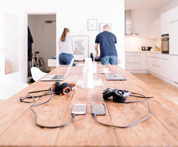 Home Wireless Electricity