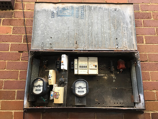 electrical switchboard balgowlah
