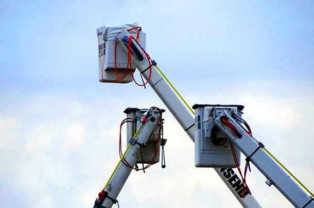 Cherry Picker Electrical Services
