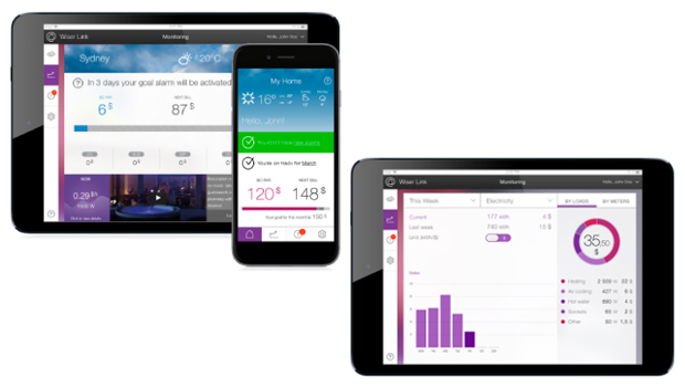 Energy Monitoring App