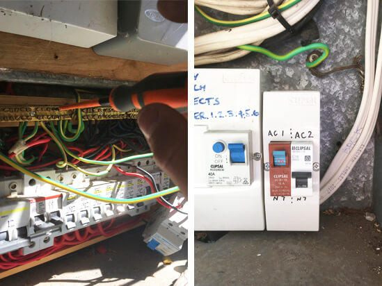 electrician safety recall