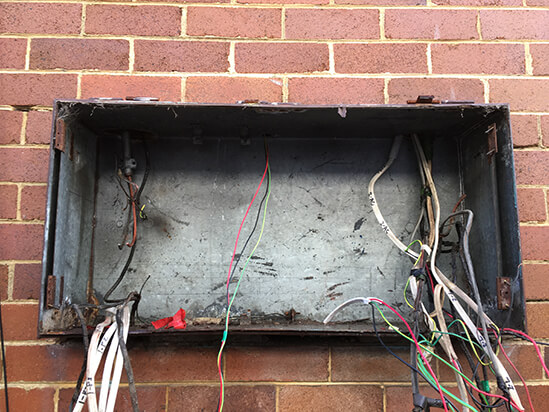 switchboard upgrade project balgowlah