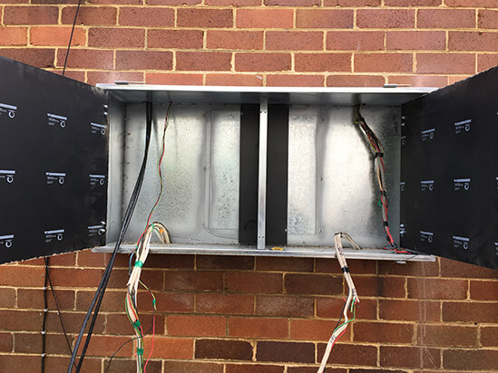 new switchboard project